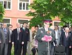Студенты и преподаватели достойно отметили 70-ю годовщину Великой Победы