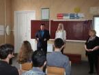 Сотрудники университета провели социальную акцию в школе