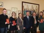 В университете состоялось вручение дипломов магистр медицины