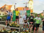 Студент ДонНМУ одержал победу в Австрии на соревнованиях Всемирной недели велоспорта
