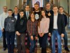 Студенты ДонНМУ им. М. Горького – участники молодежного форума «Донбасс» в г. Луганск
