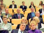 И.о. ректора Донецкого национального медицинского университета им. М. Горького Г.А. Игнатенко принял участие в парламентских слушаниях в Госдуме РФ