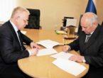 В ДонНМУ им. М. Горького подписано соглашение о сотрудничестве с ГОУВПО «Донбасская аграрная академия»