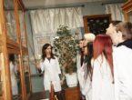 Экскурсии в анатомическом музее Университета