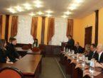 В ДонНМУ им. М. Горького состоялось распределение шестикурсников