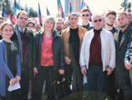 Студенты и сотрудники университета приняли активное участие в митинге в честь четвертой годовщины провозглашения ДНР