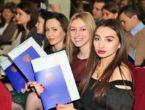 Состоялось торжественное вручение государственных дипломов о высшем профессиональном образовании российского образца выпускникам 2017 года