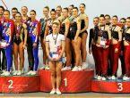 Наши спортсмены – победители и призеры турнира по спортивной аэробике