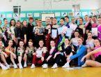 Наши студенты – победители Второй универсиады Донецкой Народной Республики по спортивной аэробике