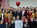 Продолжается Фестиваль студенческой самодеятельности «День факультета»