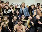 Фестиваль самодеятельного творчества студентов продолжается