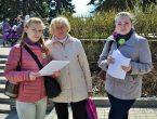 Наши студенты – участники акции в рамках Всемирного дня здоровья
