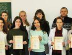 Прошел III-й Республиканский конкурс научных работ студентов