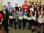 Первая Школа молодых ученых завершила свою работу в этом учебном году
