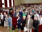 Состоялось пленарное заседание 81-го Международного медицинского конгресса студентов и молодых ученых «Актуальные проблемы теоретической и клинической медицины»