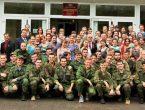 В Университете прошли торжества, посвященные Дню Победы