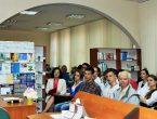 В библиотеке состоялась презентация книги «Донецкий рассвет»
