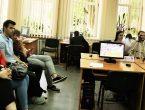 В Университете прошел вебинар «Обмен опытом в области реализации молодежной науки»