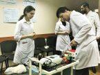 Студенты Медицинского колледжа сдали комплексный экзамен