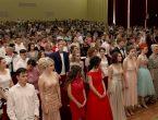 Состоялась торжественная церемония вручения лицеистам аттестатов