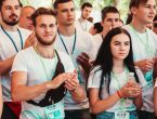 Активисты нашего университета приняли участие в работе Республиканского молодежного форума «Море»