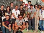 Команда нашего университета первенствовала на РСК «Олимпийский»