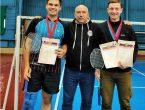 Команда бадминтонистов университета успешно выступила на международном турнире