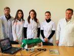 На кафедре детской хирургии и анестезиологии проведено первое заседание студенческого научного общества