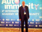 Представитель университета принял участие в 4-й Международной академии аутоиммунитета