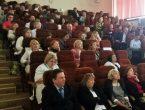На кафедре фтизиатрии и пульмонологии состоялась Республиканская научно-практическая конференция с международным участием «Проблемы туберкулеза: междисциплинарный подход»