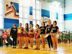 Спортсменки университета покорили Крым
