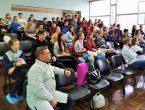 Слушатели народного университета «Юный медик» приняли участие в заседании студенческого научного кружка