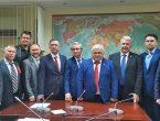 Ректор университета Г.А. Игнатенко участвовал в заседании рабочей группы по реализации Союзного проекта «Наша Великая Победа»