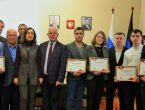 Студенты университета получили именные стипендии БФ «Содействие развитию медицины и медицинской науки» ДНР