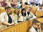 Студенты университета приняли участие в VI Всероссийской студенческой олимпиаде по нормальной физиологии