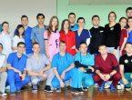 Студенты университета приняли участие в III Олимпиаде по практическим навыкам «I'm a Doctor» в Луганске