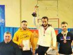 Студенты университета первенствовали на Кубке ДНР по пауэрлифтингу