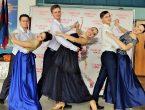 Студенты вуза — дипломанты IV открытого городского фестиваля-конкурса хореографического искусства «Созвездие танца»
