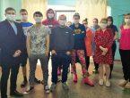 Волонтеры-медики сшили средства индивидуальной защиты