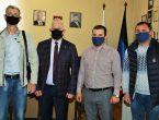 Представители общественного движения «Свободный Донбасс» оказали благотворительную помощь университету