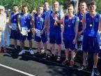 Мужская сборная команда университета по баскетболу стала чемпионом IСтуденческой лиги ЛДНР