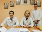 Студенты медико-фармацевтического факультета работали волонтерами, помогая старшим коллегам бороться с COVID-19