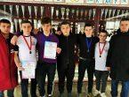 Спортсмены-гиревики успешно выступили на чемпионате Донецкой Народной Республики