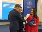 Преподаватель университета стала призером Международного медицинского форума «Вузовская наука. Инновации»