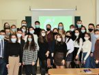 Представители «Студенческой лиги» встретились с активистами университета