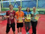 Сборная университета по настольному теннису стала победителем «Студенческих спортивных игр Донбасса»