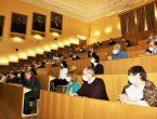 Ученый совет подвел итоги учебной и методической работы коллектива университета в осеннем семестре 2020/2021 учебного года