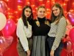 Студенты университета отпраздновали День влюбленных