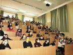 Студенческий актив университета встретился с депутатами молодежного парламента