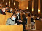 Ученый совет обсудил итоги и перспективы научной деятельности коллектива университета